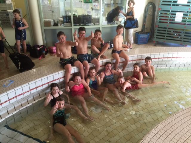 Kreismeisterschaften Schwimmen 2017