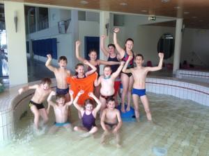 Schwimmen2014