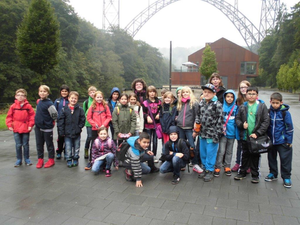 Klassenfahrt nach Solingen 2015.4b